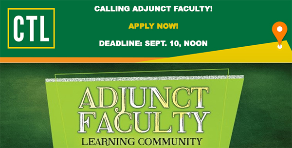 Adjunct Faculty Learning Community