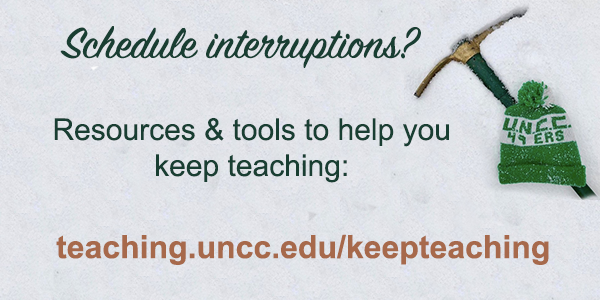 Keep Teaching