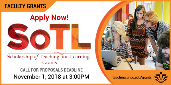 2018-2019 SoTL Grants