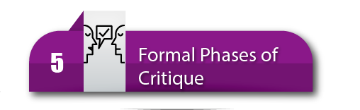5. Formal Phases of Critique