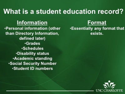 presentation challenges pertaining to students